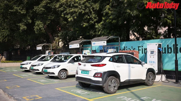 Delhi and its EV charging station infrastructure