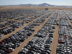 Diesel car sales down in Europe