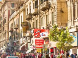 EGYPT Towards increased EBRD support for the green and sustainable economy