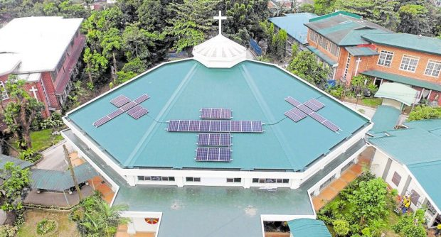Embracing the light: Churches tap solar power