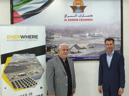 Enerwhere signs long-term agreement to power mine in the UAE with solar-hybrid micro-grid