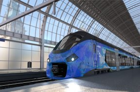 First orders for hydrogen-electric trains placed in France