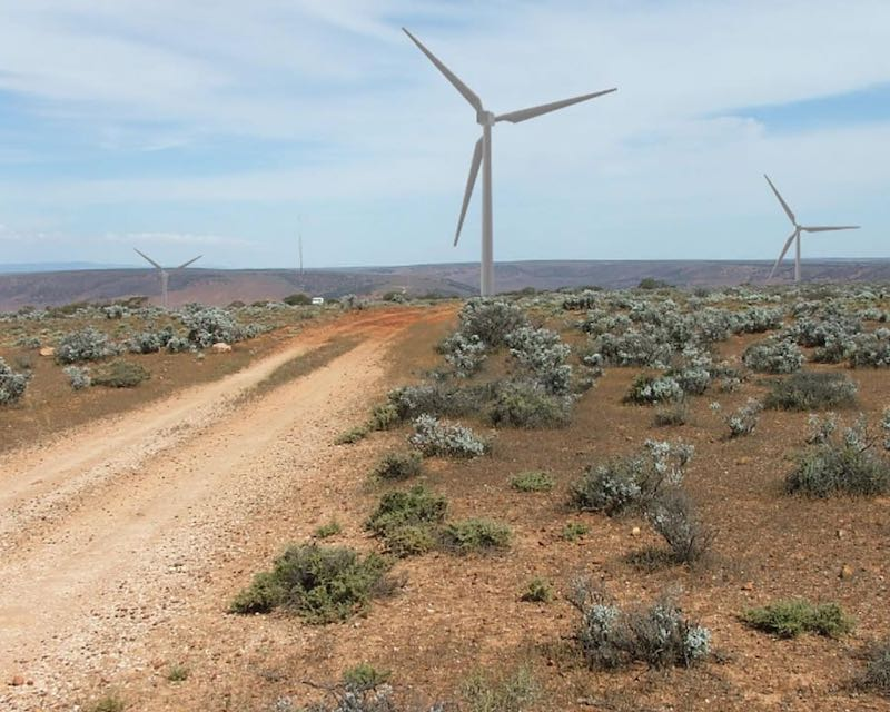 Green hydrogen will triple South Australia wind and solar output by 2030