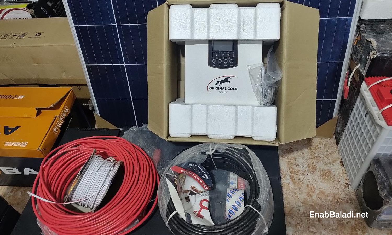 Increased demand on renewable energy sources in al-Hasakah