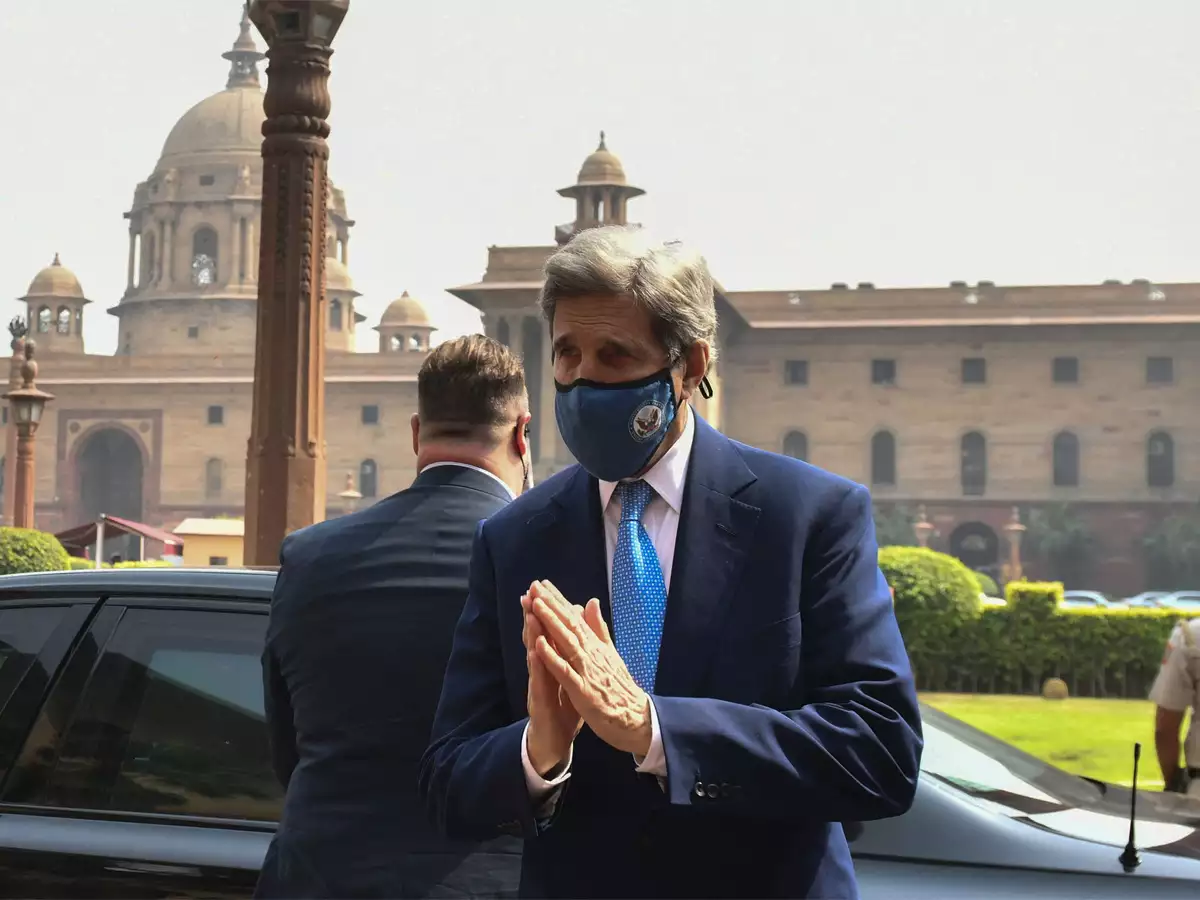 India announcing net-zero target not 'absolute requirement': US special envoy Kerry