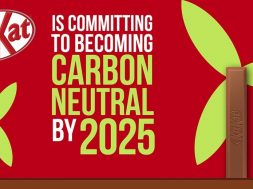 KitKat to be carbon neutral by 2025, boosting sustainability efforts