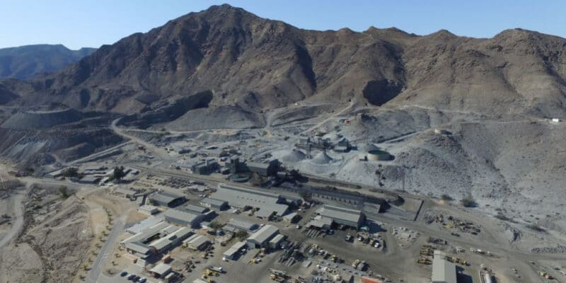 NAMIBIA: Trevali to install a solar photovoltaic system at its Rosh Pinah mine