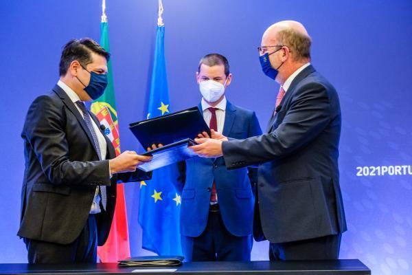 Portugal: The EIB partners up with the Portuguese Republic to accelerate investments in the hydrogen sector