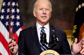 President Biden sees win for US in electric vehicle battery deal