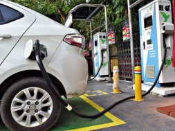 Sales of EVs in India fell 20 pc in FY'21 to 2,36,802 units SMEV