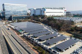 Samsung Sets Up Solar Power Generators at Chip Plants