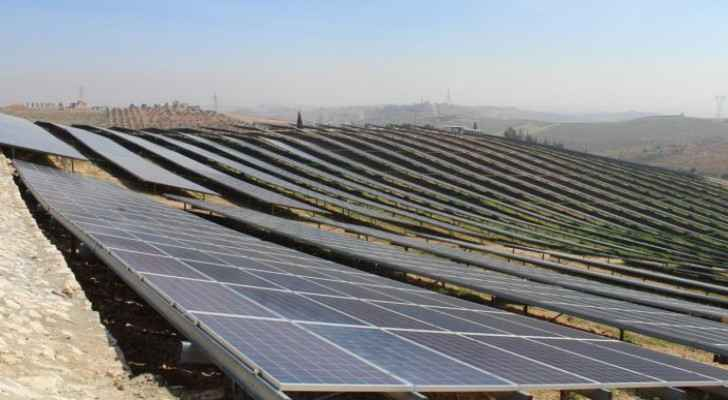 Social Security Investment Fund inaugurates third solar energy station in Ramah, Jordan Valley