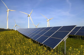 Sustainability through renewable energy Comparing India and Singapore