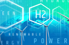The global race to develop 'green' hydrogen
