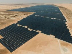 UAE's Taqa seeks to shine with solar energy push