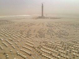 Video Fourth phase of huge solar park in Dubai progressing on track