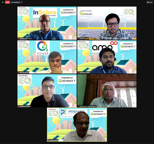 EQ Webinar- Leading PV Solutions for India's Distributed Solar Market