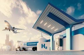 A net-zero world 'would require 306 million tonnes of green hydrogen per year by 2050 IEA