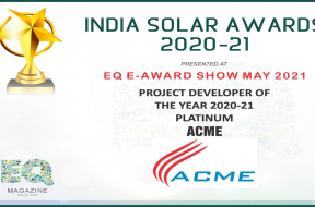 ACME Solar Award