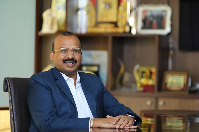 EQ In Exclusive Conversation With Mr. D.V. Manjunatha, Founder & Managing Director At EMMVEE
