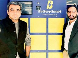 Battery Smart Helping electric vehicle drivers to charge ahead