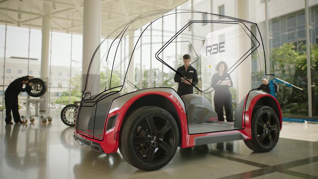 Electric Propulsion System To Power Electric Vehicles in Detroit