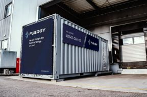FUERGY containerised battery energy storage system (BESS)