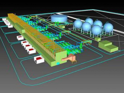 Gigawatt-scale compressed air World's largest non-hydro energy-storage projects announced