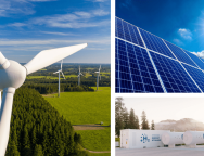 Harnessing Renewable Hydrogen for Long Term Energy Storage