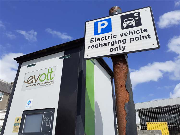 Highland Council to Introduce Electric Vehicle Charge Point Fees