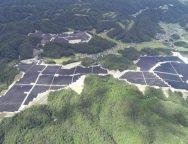 Japan's Idemitsu Kosan completes 58-MW solar plant in Okayama