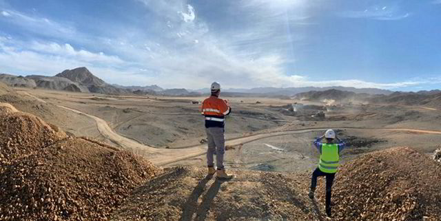 Juwi to Build 'World's Largest Solar Hybrid Project at an Off-Grid Mine' in Egypt