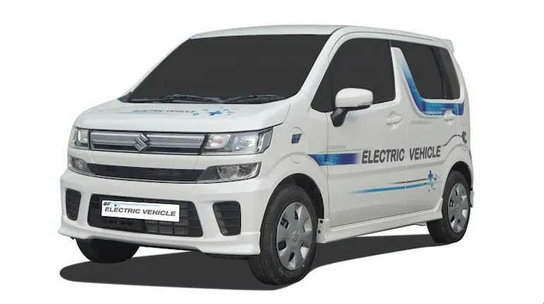 Maruti Suzuki lags behind in electric vehicles as rivals charge ahead