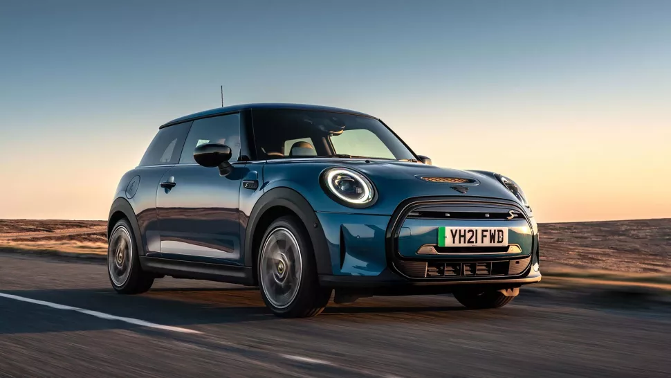 Mini Just Made EV Charging a Whole Lot Easier — Here's How