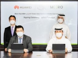 Moro Hub & Huawei to build solar-powered data center on Dubai solar farm