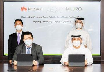 Moro Hub & Huawei to Build Solar-Powered Data Center on Dubai Solar Farm