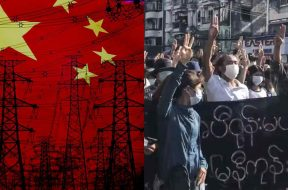 Myanmar coup threatens Chinese power projects