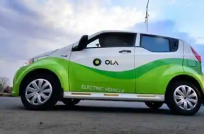Ola launches electric ride-hailing category in London