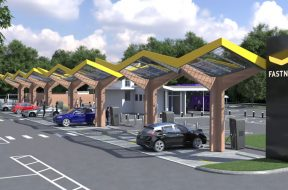 Oxford to see Europe's most powerful EV charging hub