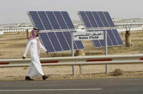 PROJECTS Financial close for 1.5-gigawatt Saudi solar project a week away
