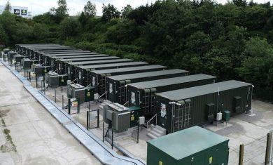 RES offloads 80MW storage to Gore Street