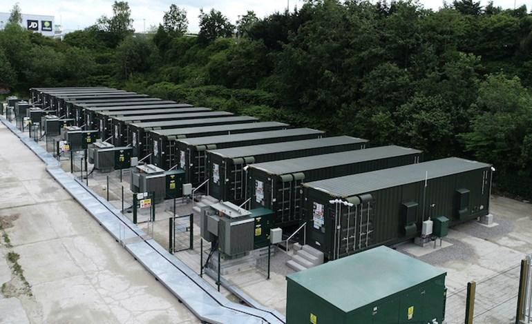 RES Offloads 80 MW Storage to Gore Street