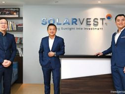 Solarvest eyes higher exposure in asset ownership for recurring income