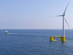 South Korea to spend $40 billion on world's biggest floating wind farm