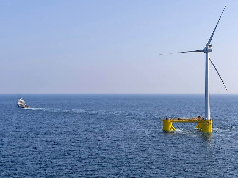 South Korea to Spend $40 Billion on World's Biggest Floating Wind Farm