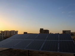 Sudanese turn to solar energy amid electricity shortages