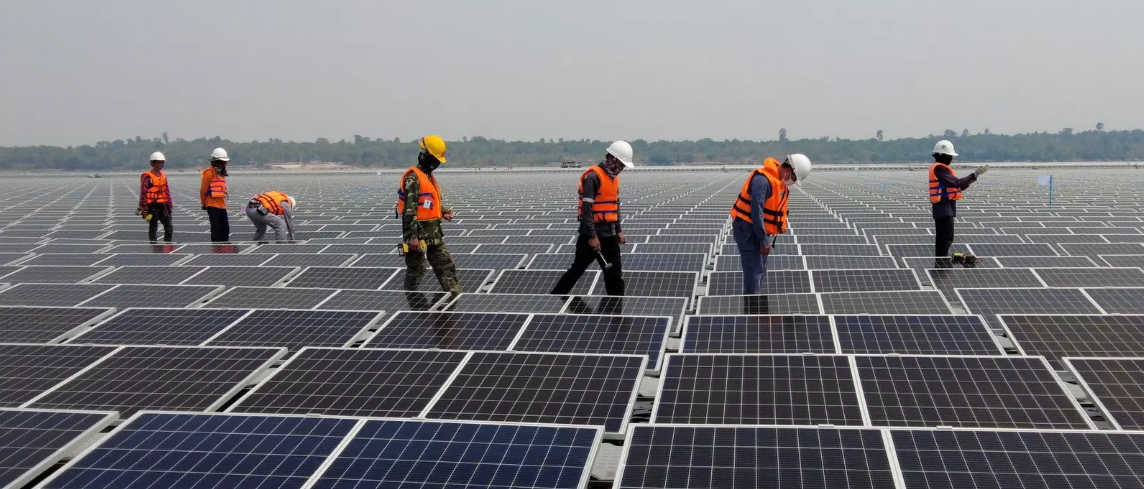 Ladakh Signs MoU With CESL For 5 MW Solar Power project
