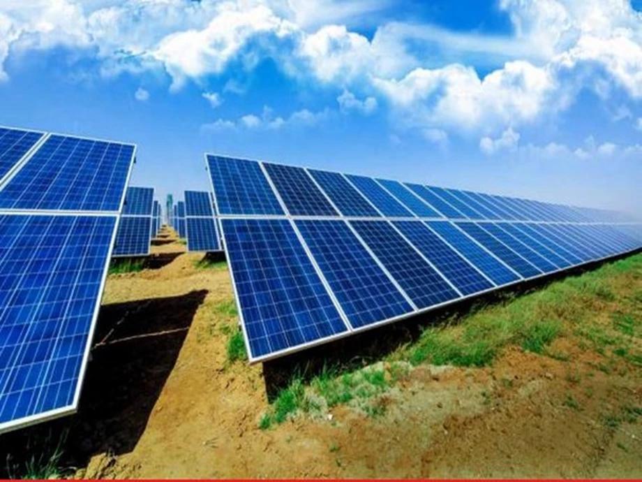 Ujaas Energy's 7-Megawatt Solar Plant in MP Breaks Down