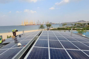 Uncle's Shop launches solar roof 'Atum' in UAE