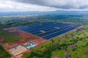 Abu Dhabi commissions solar farm in West Africa's Togo